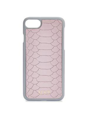 Gigi New York Python Leather iPhone 7 Case