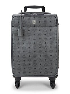 8efa215280 MCM. Small Victory Visetos Trolley Suitcase