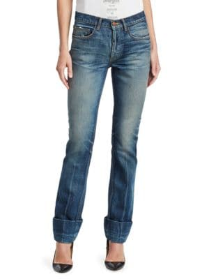 Simone Cuffed Jeans by Tre By Natalie Ratabesi