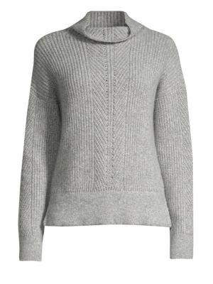 Piazza Sempione Turtleneck Wool Sweater