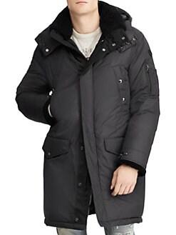 Product image. QUICK VIEW. Polo Ralph Lauren. Madison Parka Jacket. $898.00