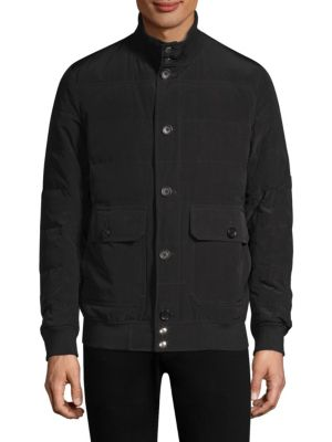 SANYO Bulleit Down Bomber in Black