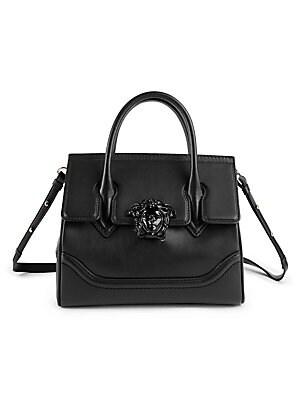 Small Tribute Medallion Handbag.  2475.00 · Versace - Medium Palazzo Empire  Leather Satchel 0a1c332b91117