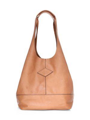 Camden Leather Shopper - Brown, Tan