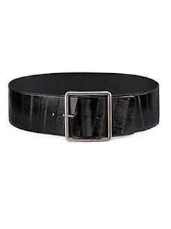 71294996fc1e3 Product image. QUICK VIEW. Saint Laurent. Patent Leather Belt