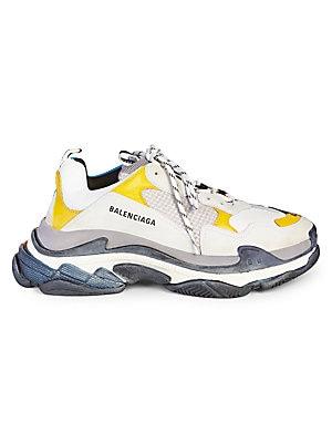 21f28e6d1de9 Balenciaga - Triple S Trainer Sneakers - saks.com