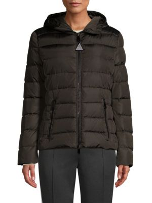 MONCLER Tetras Matte Down Jacket