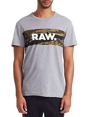 G Star RAW Tairi Logo T Shirt