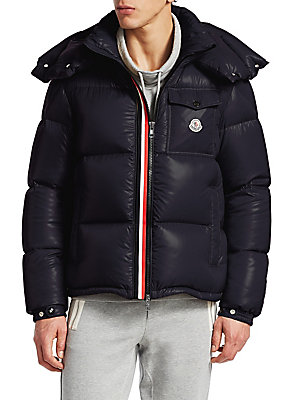 Montbeliard Puffer Jacket by Moncler