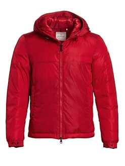 Moncler. Montvernier Hooded Jacket
