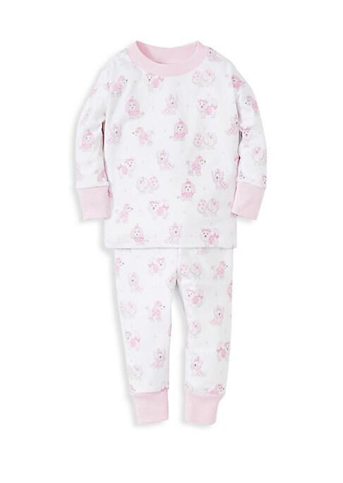 Baby Girls Pooches Pajama Set