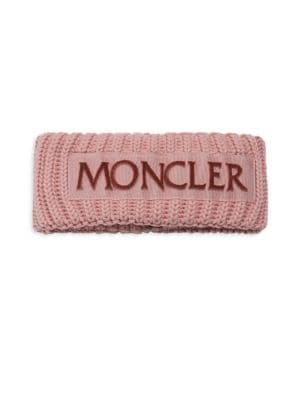 Logo Headband by Moncler