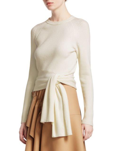 3.1 Phillip Lim Rib-Knit Pullover | SaksFifthAvenue