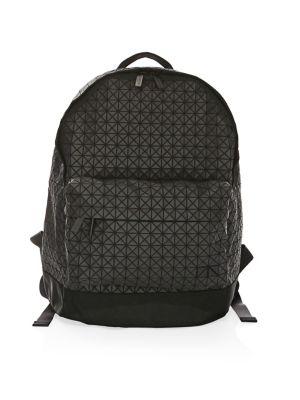 3418f1ab742f Bao Bao Issey Miyake Geometric Print Backpack