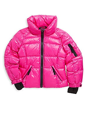 d69cf31da Moncler - Toddler s   Little Girl s Lans Puffer Jacket - saks.com