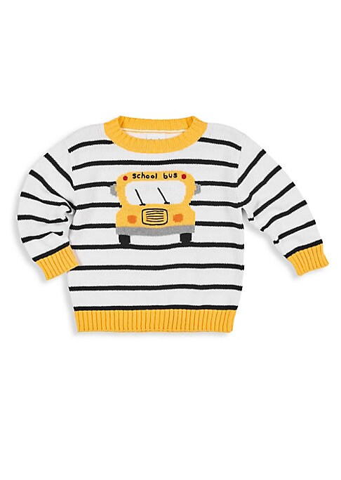 Baby Boys  Little Boys Bus Pullover Sweater