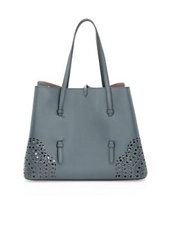 Alaïa. Small Eyelet Leather Tote. Alaïa Small Eyelet Leather Tote.   2210.00. Bao Bao Issey Miyake ... 9f348967c7