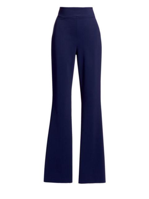 Chiara Boni La Petite Robe Venus High-Waist Pants | SaksFifthAvenue