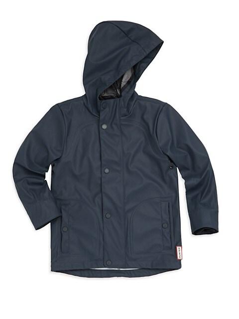 Hunter Little Boys & Boys Waterproof Raincoat
