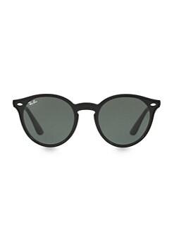 71112ebbee8 QUICK VIEW. Ray-Ban. 61MM Blaze Oval Sunglasses