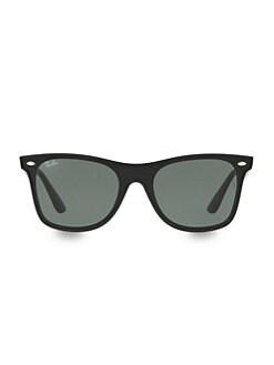 ebaa0ee9338cd Product image. QUICK VIEW. Ray-Ban. Solid Black Wayfarers