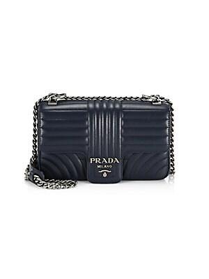 4811a5bcd540 Prada - Diagramme Camera Bag - saks.com