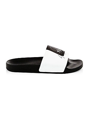 126e2955366 adidas by Raf Simons - Bunny Adilette Rubber Slides - saks.com