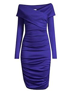 0be0f114 QUICK VIEW. Diane von Furstenberg. Off-The-Shoulder Ruched Dress