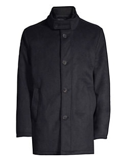 c704373bd Trench Coats & Rain Coats For Men | Saks.com