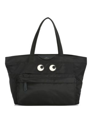 Eyes Large Tote by Anya Hindmarch