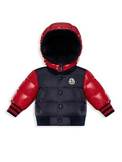 dfab9c5c5218 Moncler. Baby Boy s   Little Boy s Monix Puffer Jacket