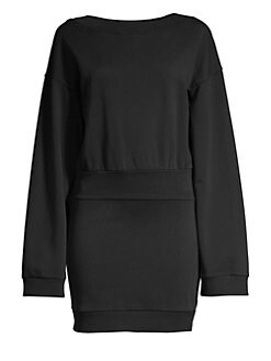 c38e78349e5 QUICK VIEW. Faith Connexion. Banded Waist Sweater Dress