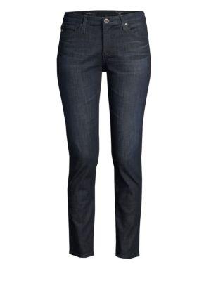 The Prima Ankle Cigarette Jeans, Montage
