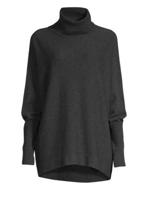 Aydin Oversized Wool & Cashmere Turtleneck Sweater by Joie