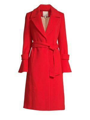 Hersilia Wool Coat by Joie