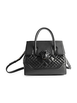 fa400bc600 Versace - Quilted Palazzo Empire Top Handle Bag - saks.com