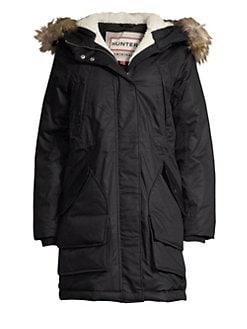 Women s Apparel - Coats   Jackets - Faux Fur - saks.com 9281189bc0