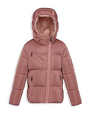 fbfef2733 Moncler - Little Girl's & Girl's Taurua Sparkle Jacket