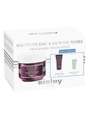 Black Rose Skin Infusion Cream Set by Sisley Paris