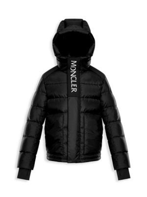 Moncler Little Boy's & Boy's Abeville Hooded Puffer