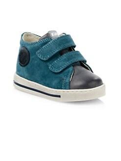 9bc0e64e50e QUICK VIEW. Naturino. Baby's & Toddler's Falcotto Michael Suede Sneakers