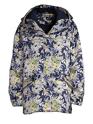 ffd04b12bc52b AMUR - Emlyn Floral Parka - saks.com