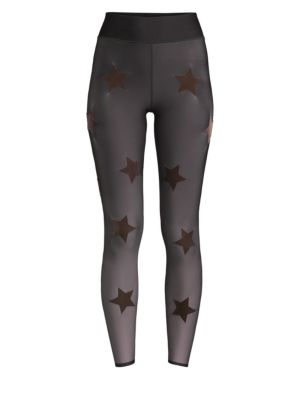 Velvet Star Ombre Leggings by Ultracor