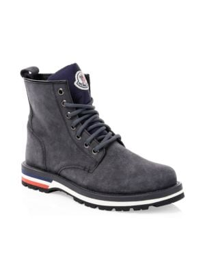 New Vancouver Scarpa Leather Hiking Boots in Charcoal