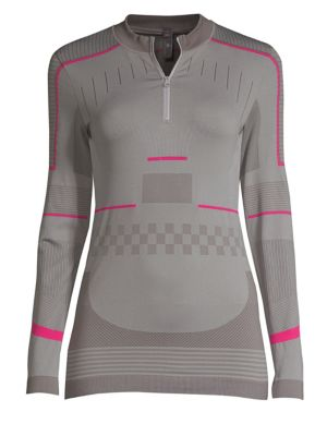 Adidas By Stella Mccartney Seamless Training Top