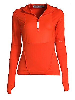9a1a50b209124 adidas by Stella McCartney - Floral Run Sweater - saks.com