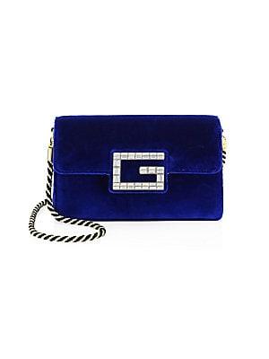Gucci - GG Marmont Matelassé Leather Mini Chain Camera Bag - saks.com a357f08dde7cd