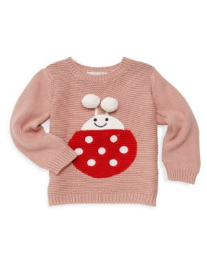 Stella Mccartney Kids Baby Girl S Lady Bug Thumper Sweater