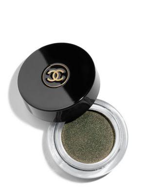 CHANEL Ombre Première Longwear Cream Eyeshadow in Green