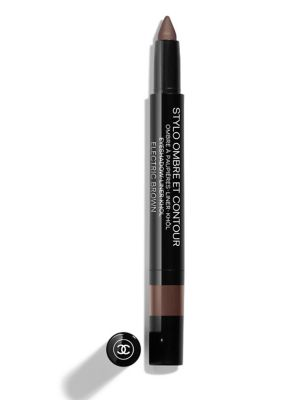 CHANEL Stylo Ombre Et Contour Eyeshadow Stick in Blue